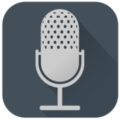 App Icon: Tape-a-Talk Voice Recorder Variiert je nach Gerät