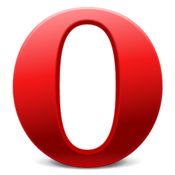 App Icon: Mobiler Web-Browser Opera Mini 7.5.4