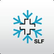App Icon: White Risk - SLF Lawinen-App Variiert je nach Gerät