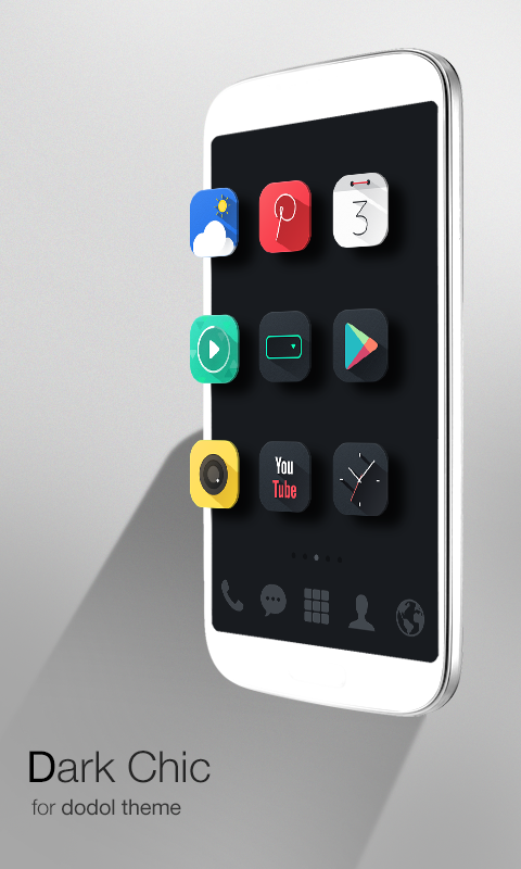 Screenshot von dodol Launcher