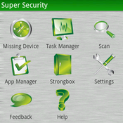 App Icon: Super Security Standard 1.04