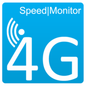 App Icon: 4G Speedmonitor | Speedtest 1.0.6