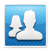 App Icon: FriendCaster for Facebook 5.4.2