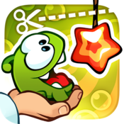 App Icon: Cut the Rope: Experiments Variiert je nach Gerät