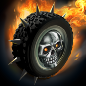 App Icon: Death Rally 3.0.1