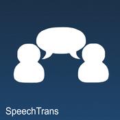 App Icon: Speech ultimative Übersetzer - Free Englisch Frech Spanisch Chinesisch oder Arabisch Sprache mit Chat -und Offline- Übersetzung Erfahren Sie , Voice- , Foto -und Videotelefonie 5.6