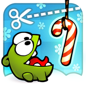 App Icon: Cut the Rope: Holiday Gift 1.7