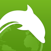 App Icon: Dolphin Browser 7.5.1