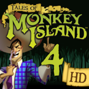 App Icon: Monkey Island Tales 4 HD 1.1