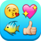 Emoji Free - Emoticons Art & Cool Fonts Keyboard