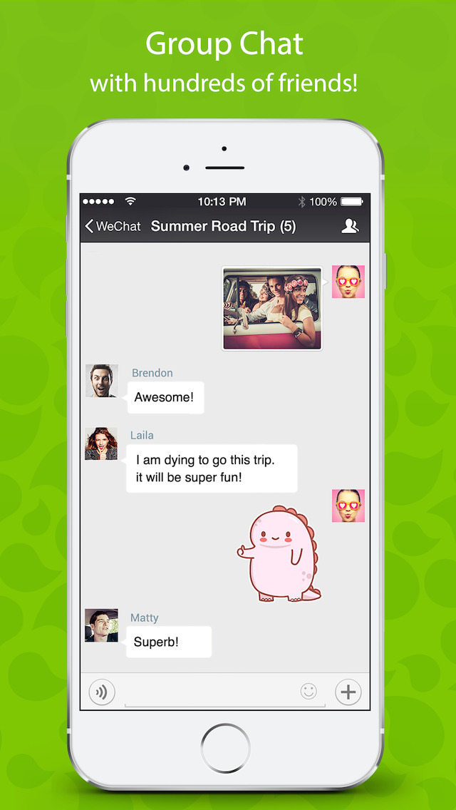android wechat whatsapp alternative chatten comtencentmm