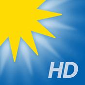 App Icon: WeatherPro for iPad 4.1