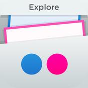 App Icon: FlickStackr Explore 3.10.1