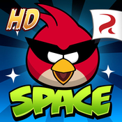 App Icon: Angry Birds Space HD 2.2.1