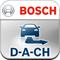 Bosch Navigation D-A-CH