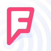 App Icon: Foursquare 8.0.1