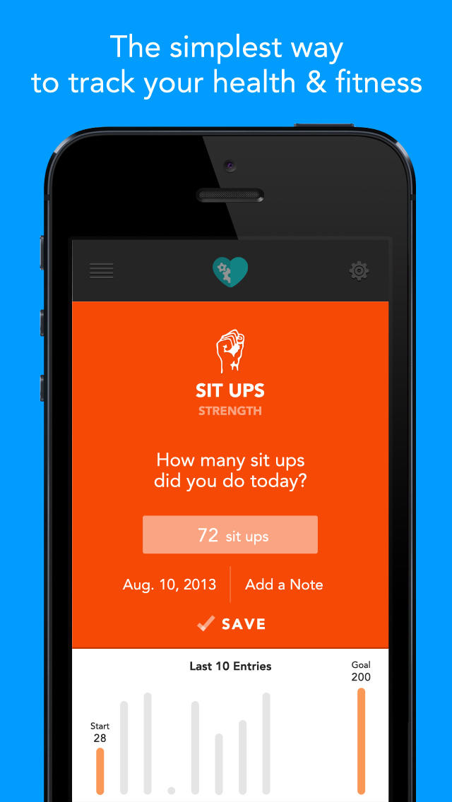 BodyWise: Health & Fitness Tracker - iPhone/iPad-App - CHIP