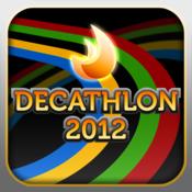 App Icon: Retro Decathlon 2012: Run, Jump and Throw with us! 1.12