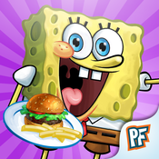 App Icon: SpongeBob Diner Dash 3.1