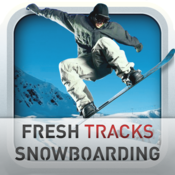 App Icon: Fresh Tracks Snowboarding 1.2