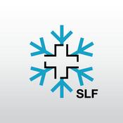 App Icon: White Risk - SLF Lawinen-App 2.4.4