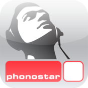 App Icon: phonostar Radio-App 2.2.4