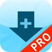 App Icon: iDownloads PRO - Download Manager : iDownload mp3 music, movies, ringtones, books from web browser 1.6.4