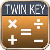 App Icon: Twin Key Calculator 1.1