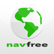 App Icon: Navfree GPS Schweden + Street View 2.3.60