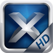 App Icon: CineXPlayer HD = The best way to enjoy your Movies 3.5