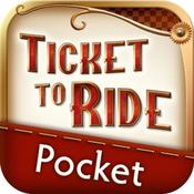 App Icon: Ticket to Ride Pocket 2.0.15