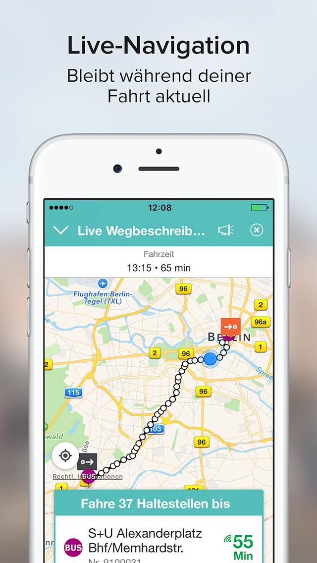 gratis navigation iphone 5