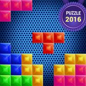 App Icon: Quadris Puzzle