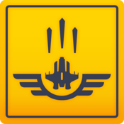 App Icon: Sky Force 2014
