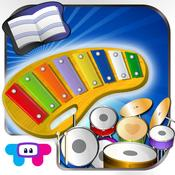 App Icon: Music Sparkles – All in One Musical Instruments Collection HD 4.0