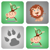 App Icon: Für Kinder: KIDS match'em