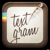 App Icon: Textgram - write on photos