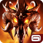 App Icon: Dungeon Hunter 4