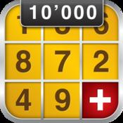 App Icon: Sudoku 10'000 Plus