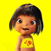 App Icon: Talking Emily Baby
