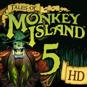 App Icon: Monkey Island Tales 5 HD 1.2