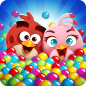 App Icon: Angry Birds POP Bubble Shooter