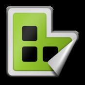 App Icon: Pixel Rain
