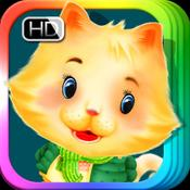App Icon: Cat and Mouse in Partnership - bedtime fairy tale Interactive Book iBigToy 18.0