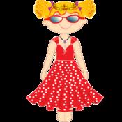 App Icon: Dress up der Prinzessin