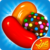 App Icon: Candy Crush Saga