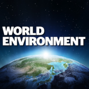 App Icon: World Environment Magazine