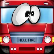 App Icon: Car Toons! 1.17