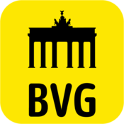 App Icon: BVG FahrInfo Plus