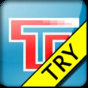 App Icon: Tracky GPS Navigation+ Kompass